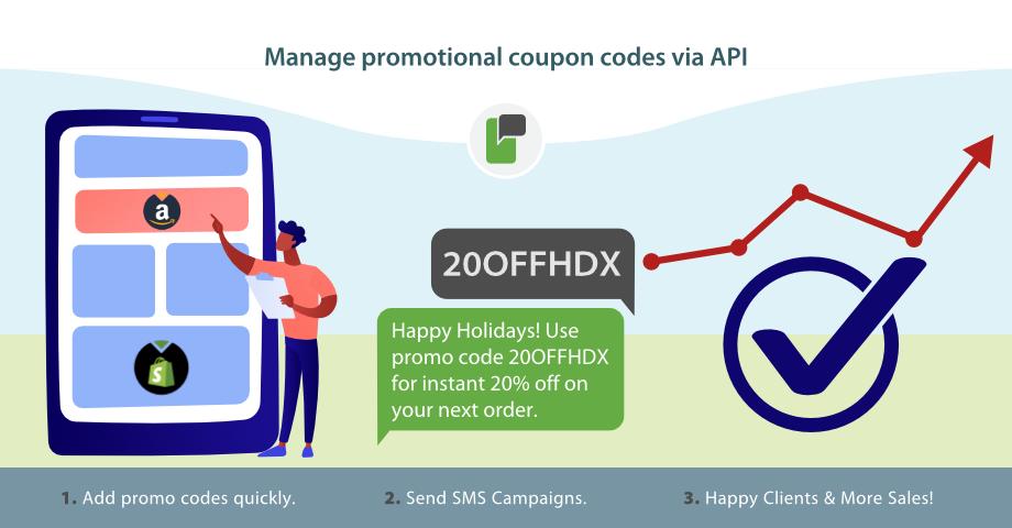 API - Coupon Codes Management