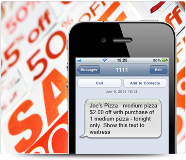 Mobile coupon advertising companies