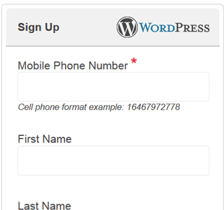 WordPress-Sign-Up-Form-Plugin